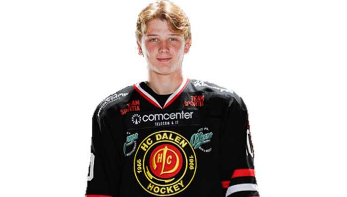 Nils Gunnarsson avgjorde för Dalen