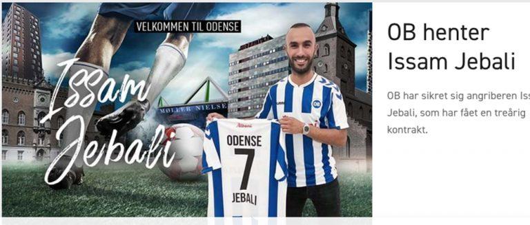Förre IFK-spelaren till Danmark