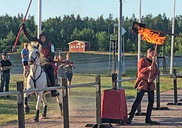 SM i sportkörninghar invigts – bildspel