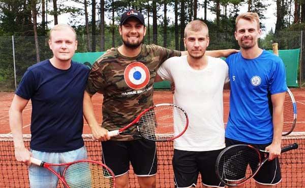 Tennistävling avgjord i Vaggeryd – bildspel