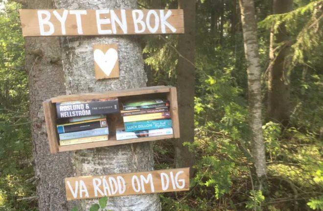 Än lever boken i Tofteryd