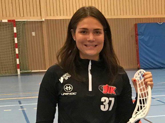 Tre mål av Ellen Åhman