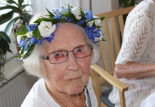 Sivan Magnusson 100 år