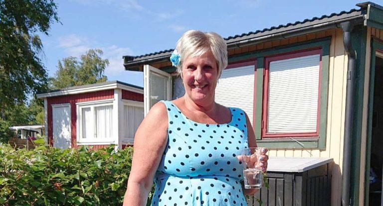 Christina Storck 60 år
