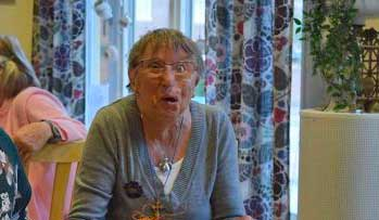 Birgitta Andersson 80 år