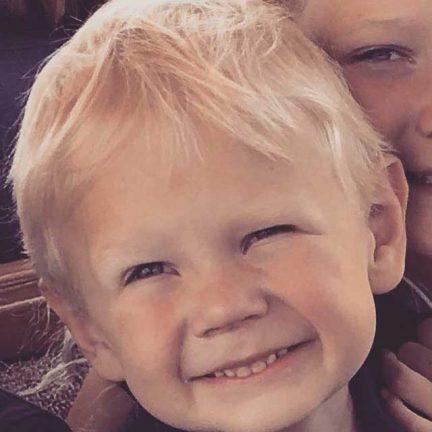 Knut Adén 6 år