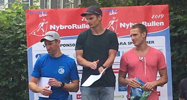 Simon Magnusson vann Nybrorullen