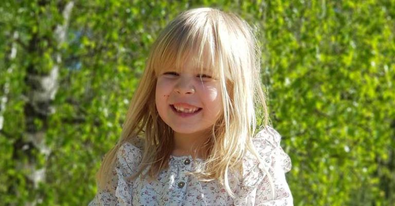 Tilde Emanuelsson 7 år
