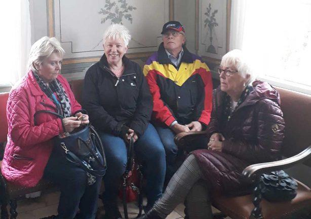Hyresgästföreningen besökte Lassalyckan