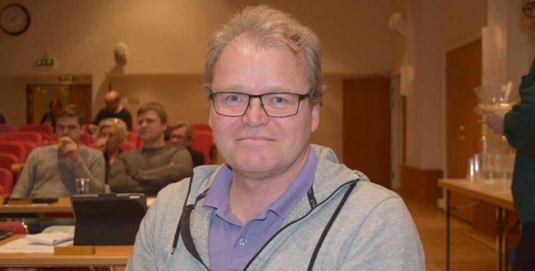 Magnus Dauhn blir ny ersättare
