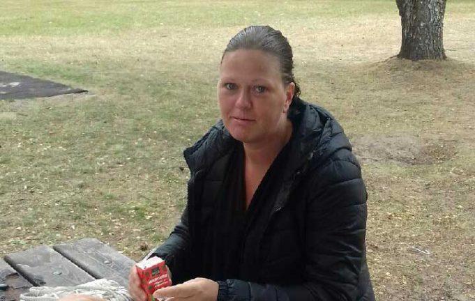 Mona Sjölin 40 år