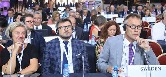 Ödebrink (S) talade om jämlikhet i Marocko