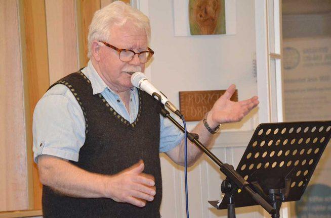Premiär för musikbingo på Bäckalyckan