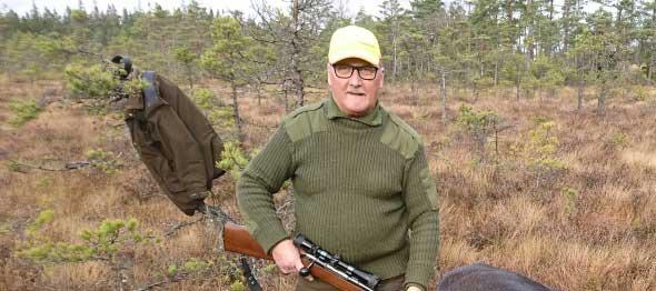 Lyckad jakt i Basseberg
