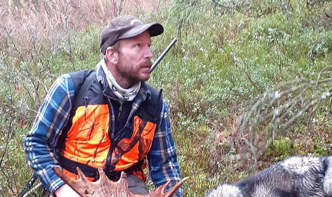 Lyckad jakt i Hörleskogarna