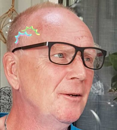 Jonny Persson 70 år