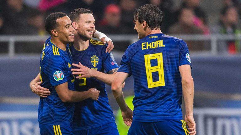 Sverige är klart för EM-slutspelet