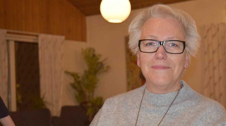 Sonja omvaldes som ordförande för PRO