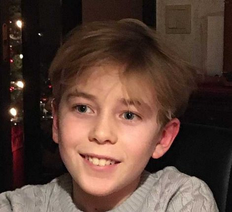 Aron Mir 12 år