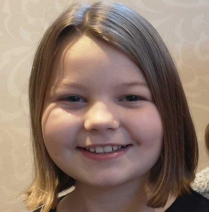 Ella Hansson 11 år