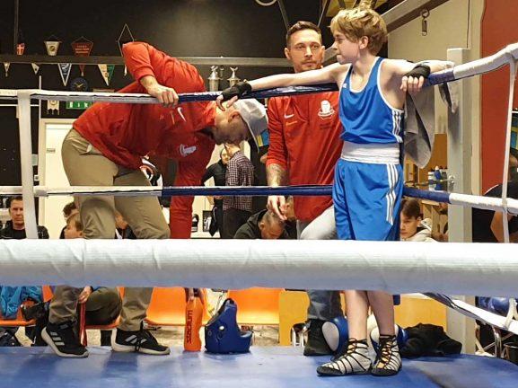 Stora framgångar för unga boxare