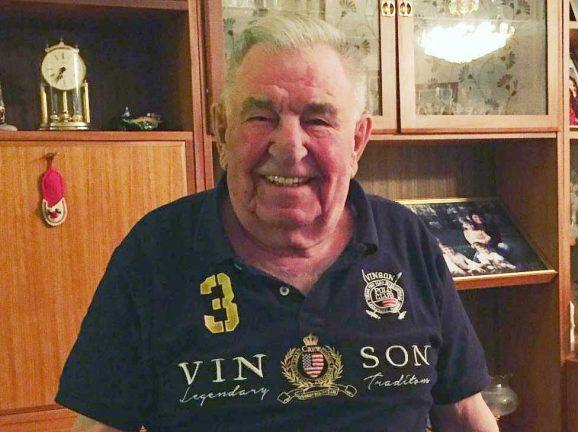 Janos Gallus 90 år