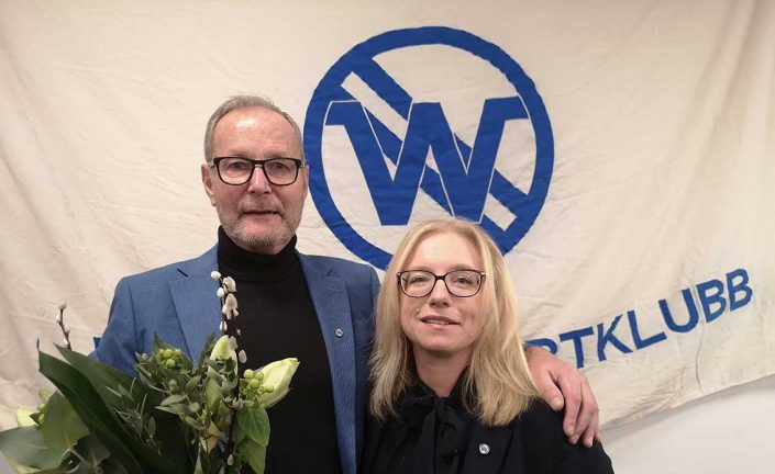 WSK fick sin första kvinnliga ordförande
