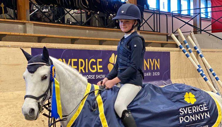 Tilda kvalad till Gothenburg Horseshow