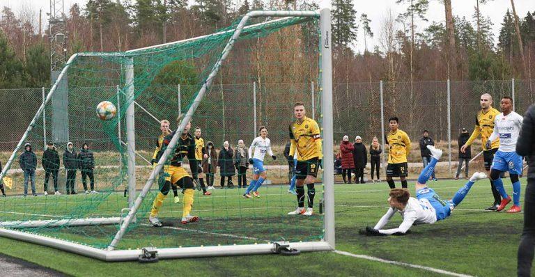 Bildextra: IFK-seger över Gnosjö