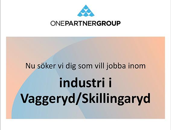 Vill du jobba på industri?
