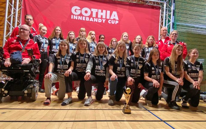 Brons till SIK i Gothia Cup