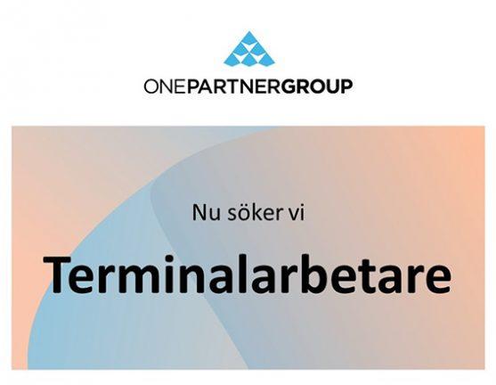 Terminalarbetare