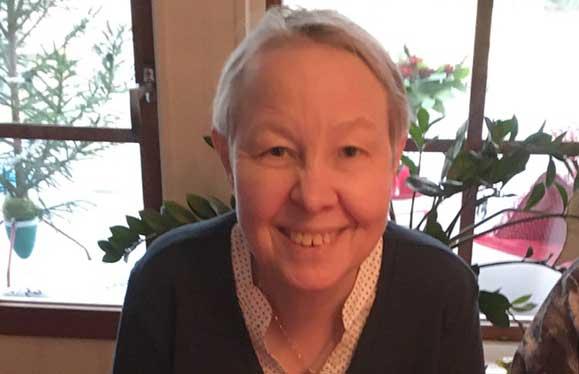 Carina Eriksson 60 år