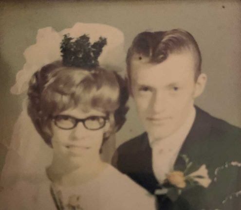 Guldbröllop Ann-Britt och Tommy Lembke