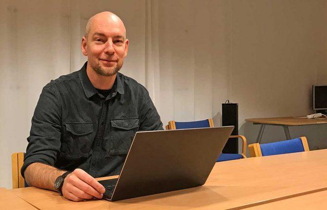 Jans livsresa från Östtyskland till Skillingaryd
