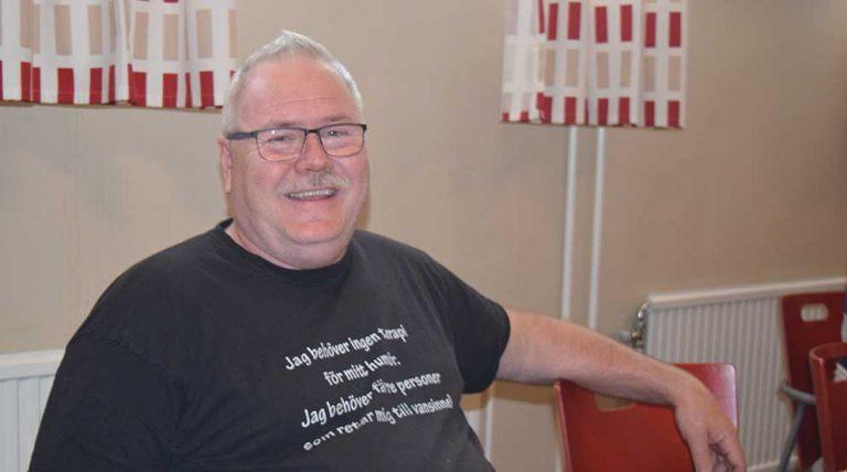 Leif Samuelsson 60 år
