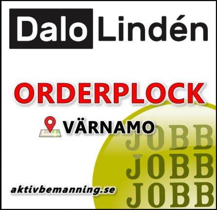 Orderplockare i Värnamo