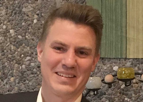 Andreas Emilsson 40 år
