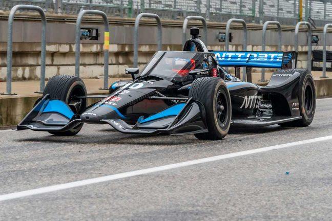 Rosenqvist startar racesäsongen