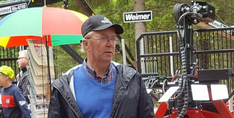 Bernt Gustavsson 70 år