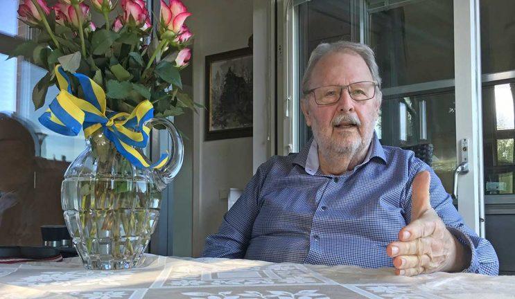 Hjärtlig 75-årsdag