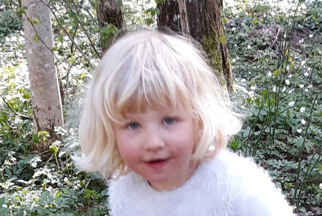 Lisa Svensson 4 år