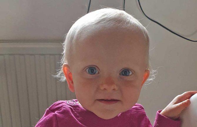 Svea Karlsson 1 år