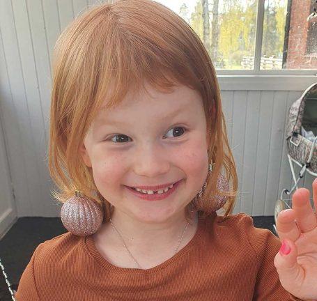 Adele Pettersson 6 år