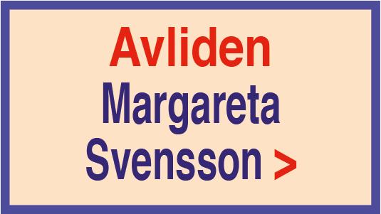 Margareta Svensson, Varberg