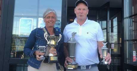 Marie och Anders vann Bärgarn Cup