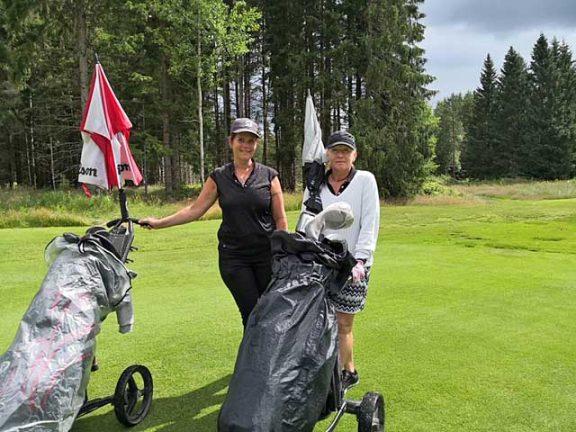 Ett slags skönare liv – med golf