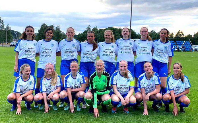 Storseger för IFK Värnamo F 17