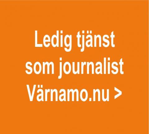 Journalist i Värnamo