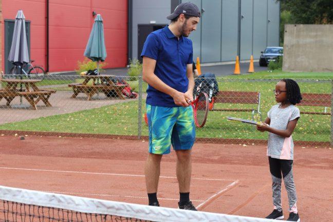 Tennisens dag lockade i Värnamo
